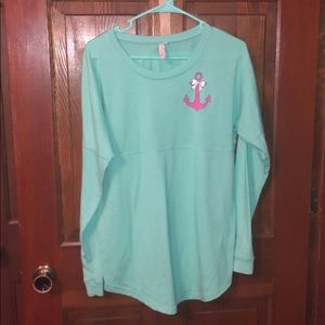 Red Camel Tops - Anchored in the south shirt